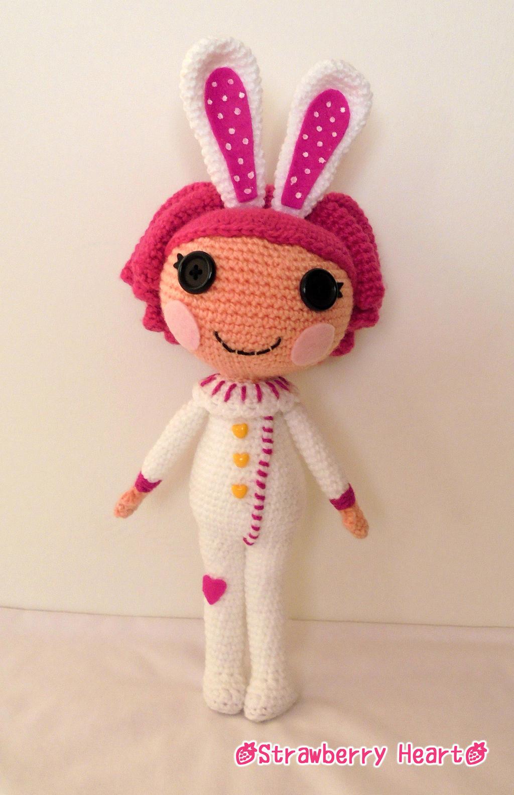 Lalaloopsy Scraps Stitch n Sew | Amigurumi | Crochet | Free 30-day ... | 1583x1024
