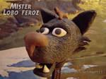 Mr. big bad wolf (Lobo feroz) Work in progress (1) by RoxynGames113