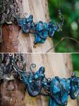 Necklace 'Mermaid's treasure' by Madormidera