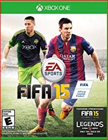 Fifa 15 Game by QaisarMac