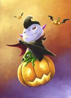 Pumpkincula by ehioe