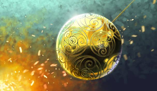 Pendulum of Time