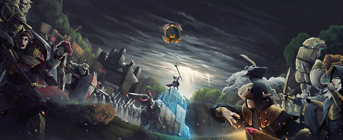 LEGION : The Eternal War