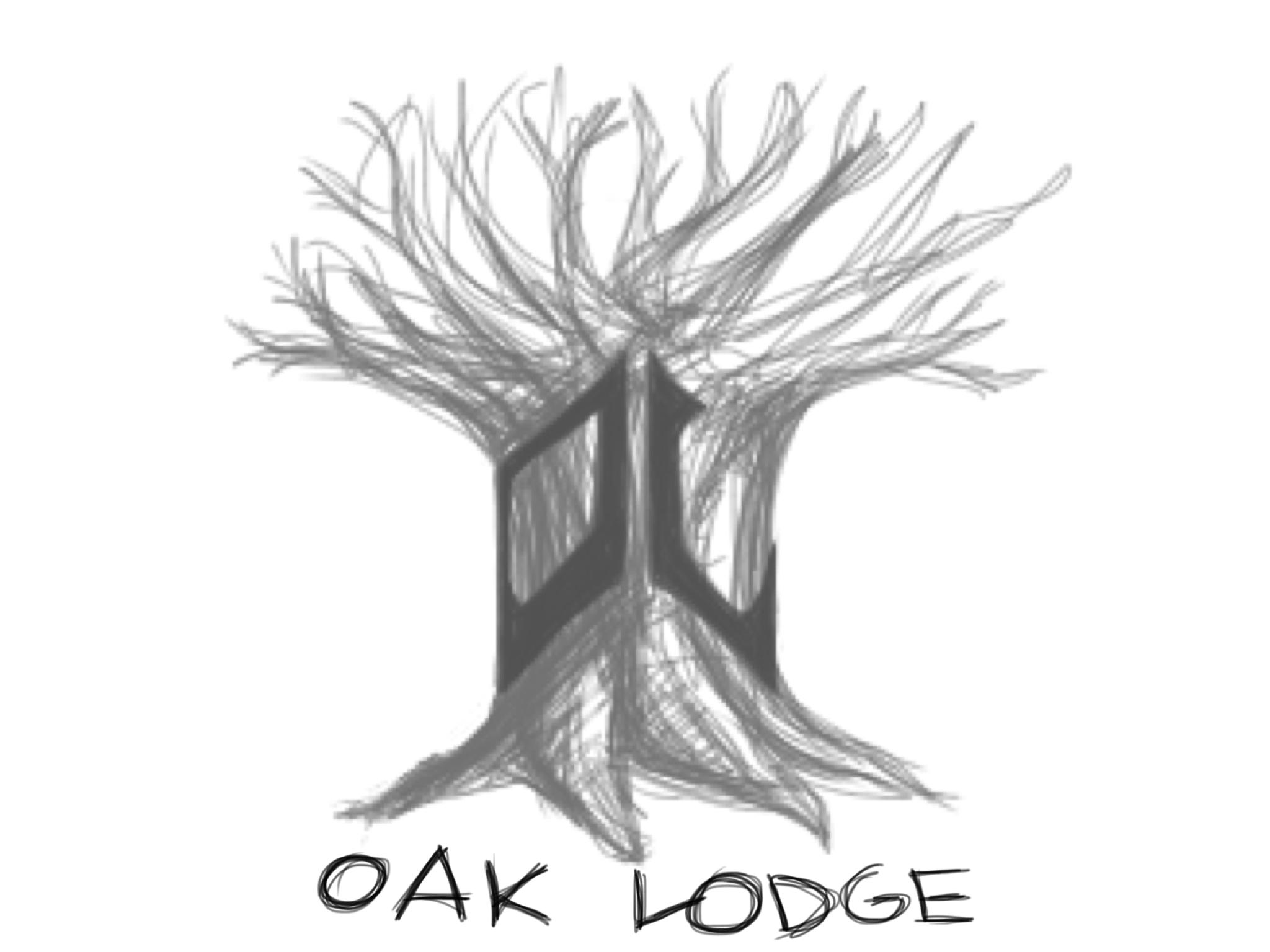 Oak Lodge by Falling-Card