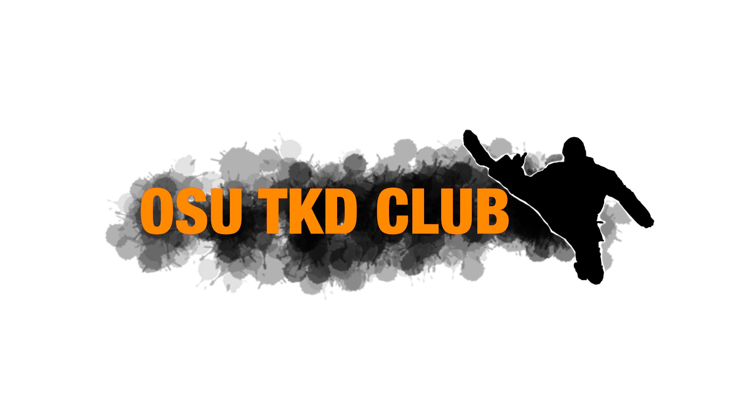OSU Taekwondo Club  by Falling-Card
