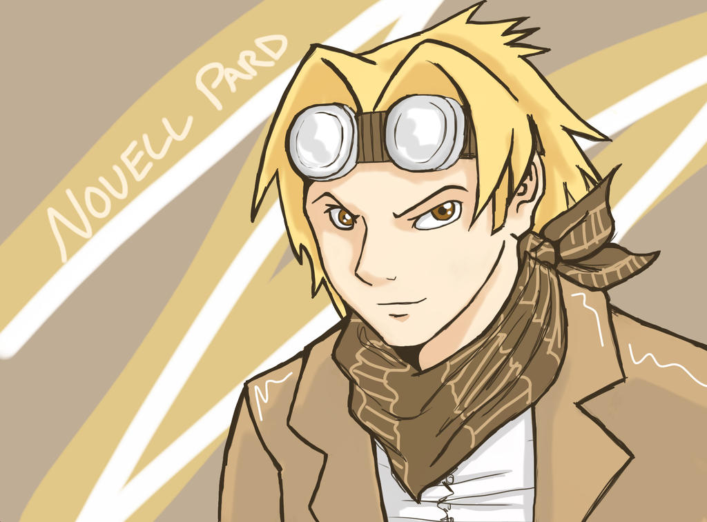 Novell by Falling-Card