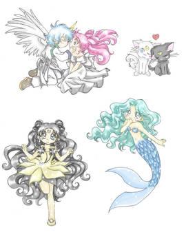 .: Sailor Moon - Chibi :.