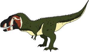 Daspletosaurus V1