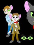 CP: See These Eyes So Green by MouseAvenger