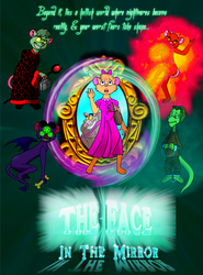 GMD: 'The Face In The Mirror' Poster by MouseAvenger