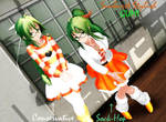 Sunburst Stylish GUMI -DL-