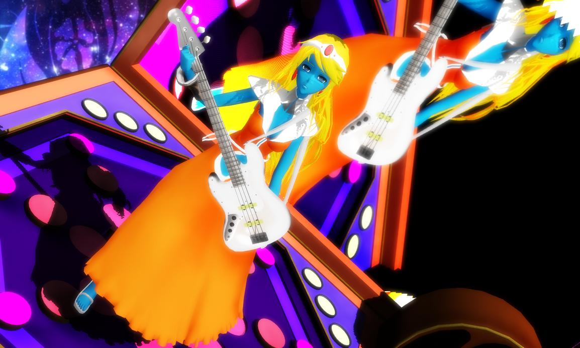 [MMD] Interstella 5555 STELLA V2 by VocaloidKatia on ...Interstella 5555 Stella Dress