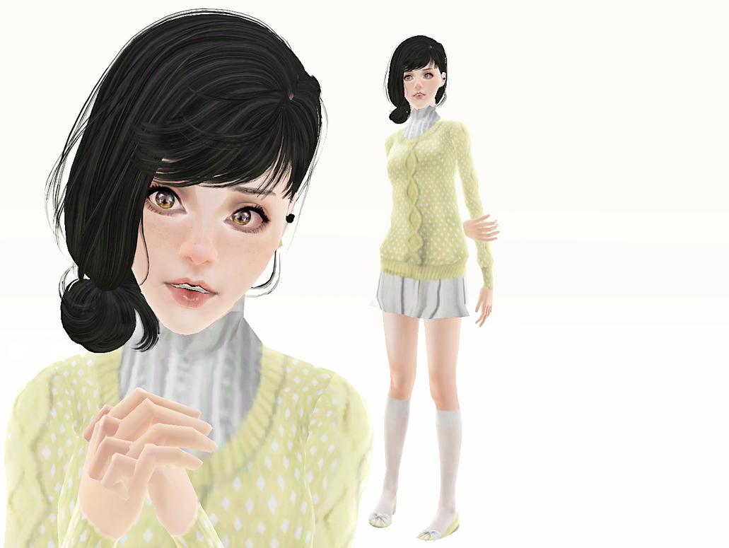 Hitomi by VocaloidKatia