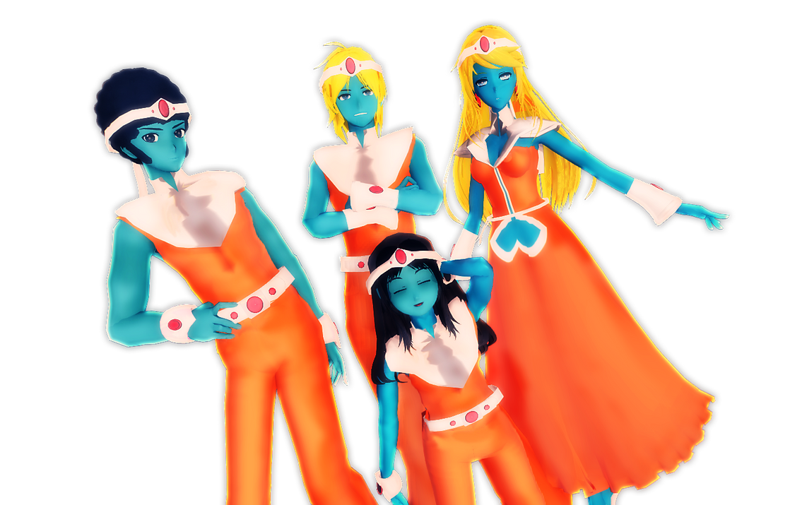 Crescendolls by VocaloidKatia