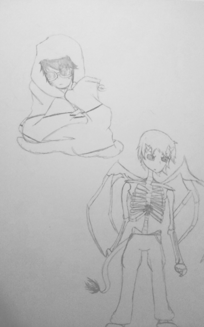 Doodle by VocaloidKatia