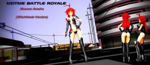 [MOTME Battle Royale] WITCHBLADE Masane Amaha +DL by VocaloidKatia
