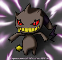 Banette: Nightmare Fuel