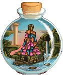 Hylia in a Bottle by YukeraYasha