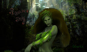 Poison Ivy: Jungle Goddess