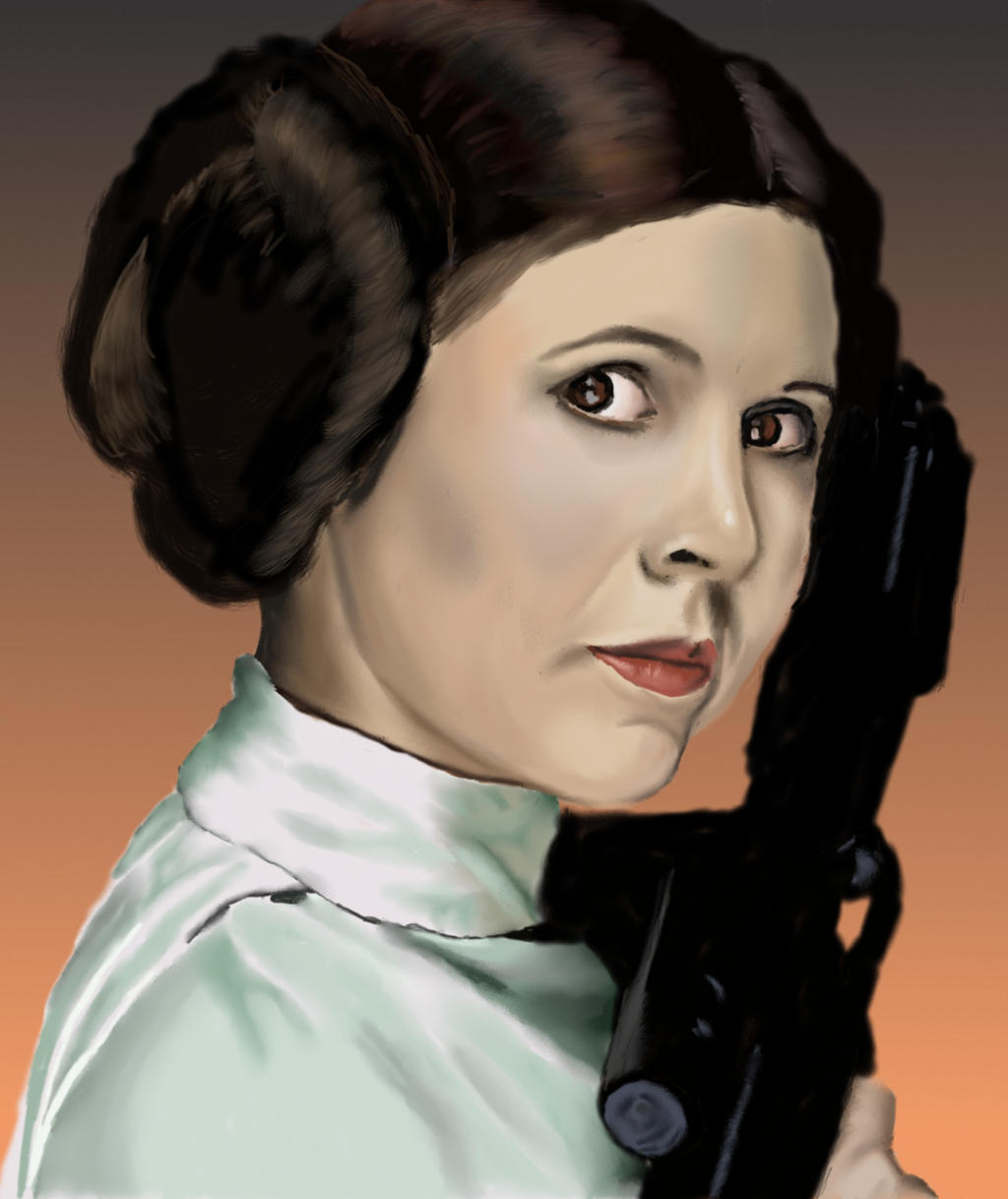 Princess Leia by VooDooDad