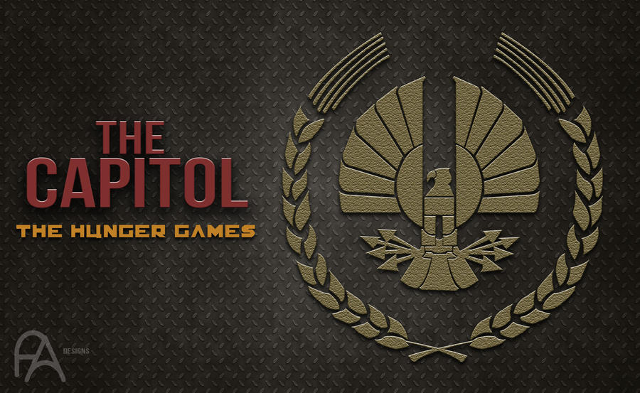 Panem's The Capitol by mooChips on DeviantArt Hunger Games Capitol Seal Vector