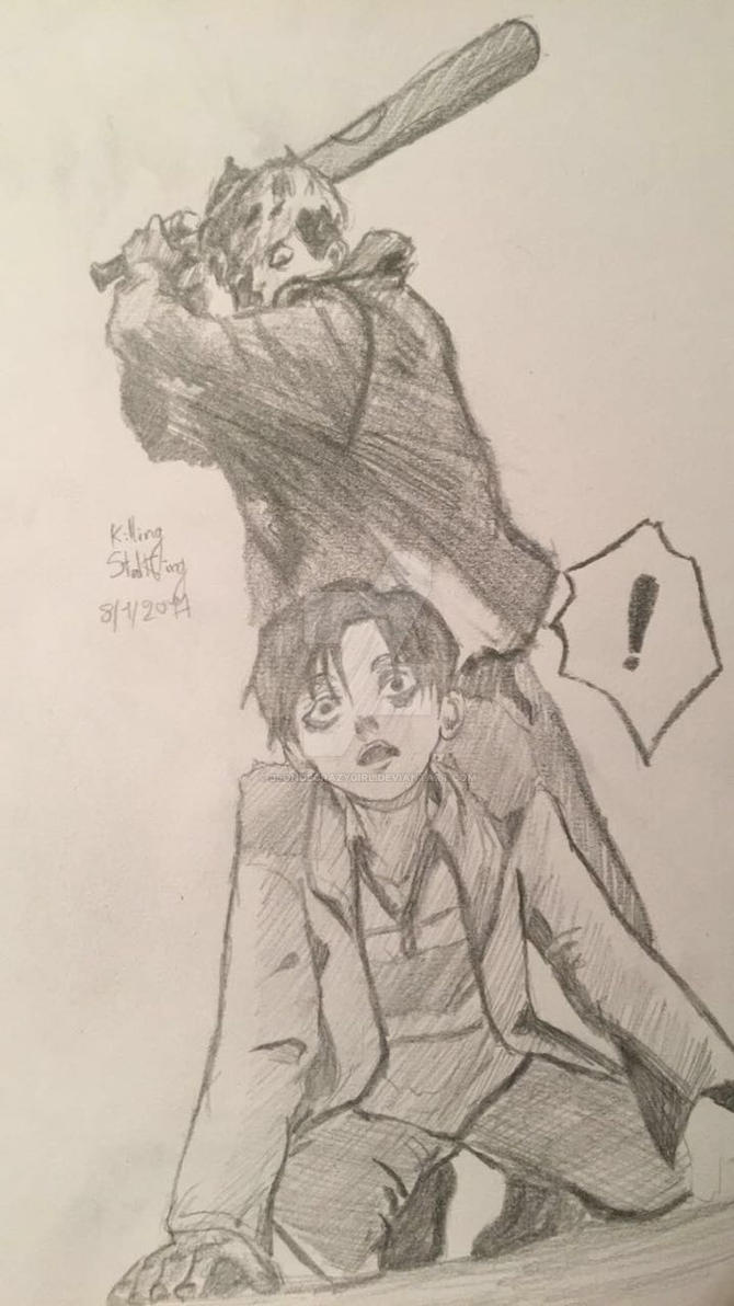 Stupid Killing Stalking Fanart #1 by blondecrazygirl