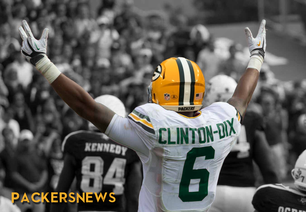 Haha Clinton Dix jersey swap by nickrhea on DeviantArt