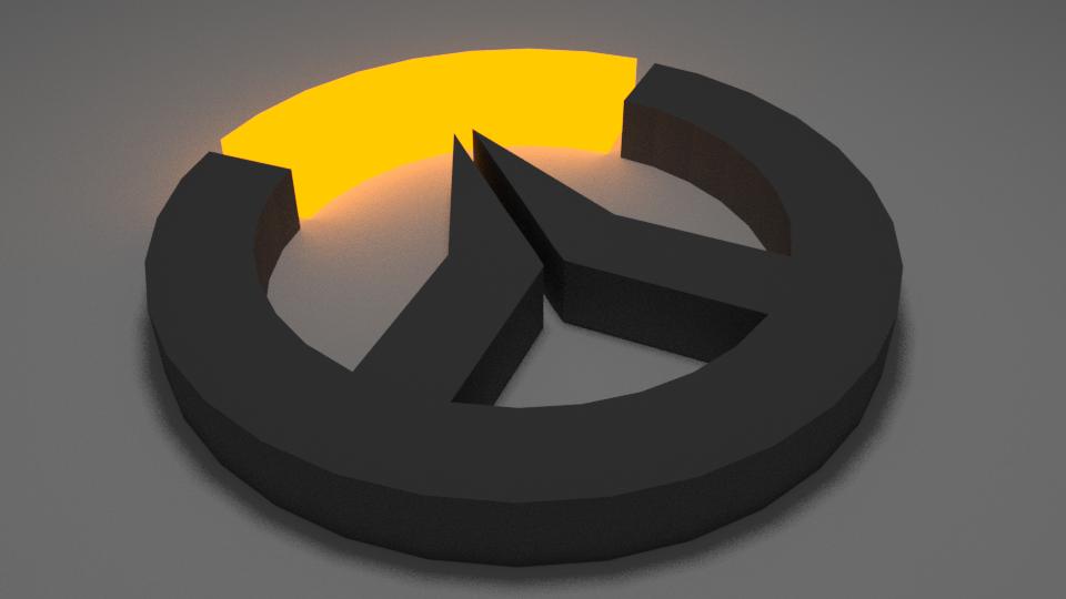Overwatch Logo 2 by dexter-roderick