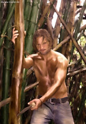 Sawyer In The Jungle