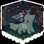 Valentine YCH Environment Box 2 slot auction