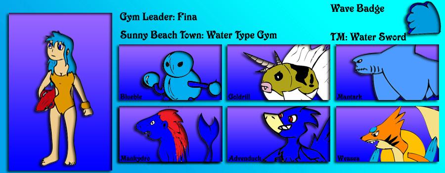 Ice Type Pokemon Wallpaper Water Type Gym Leader ...