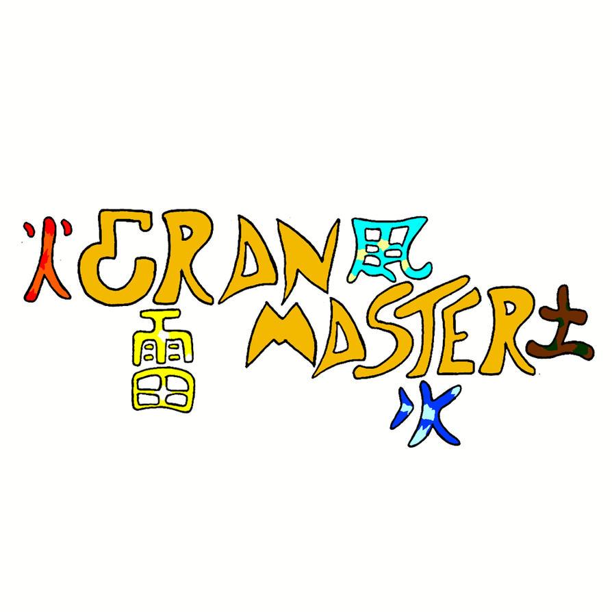 GranMaster Logo by MrCareca