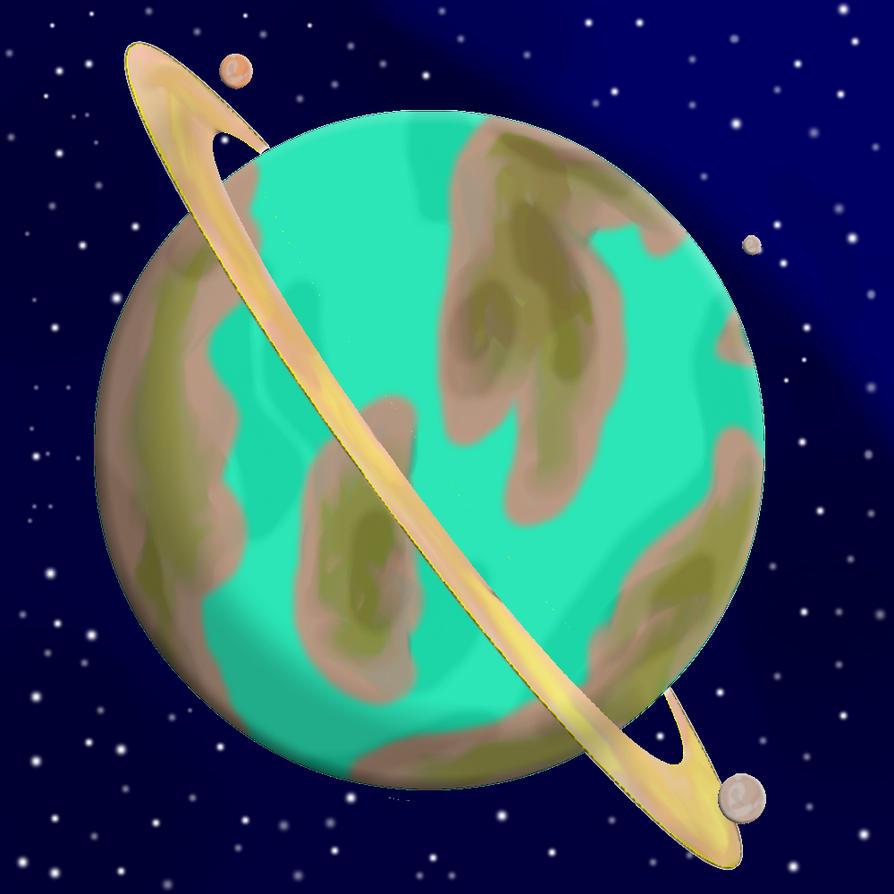 Planet Bambuu by MrCareca