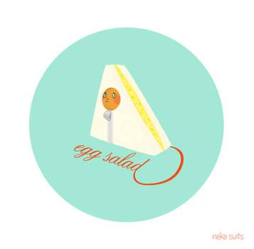 Neko suits. egg salad by JillianEdward