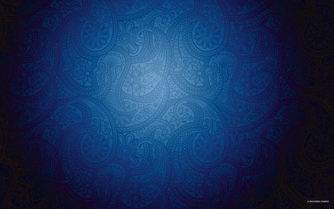 Custom Wallpaper Blue by dezinelabs on DeviantArt