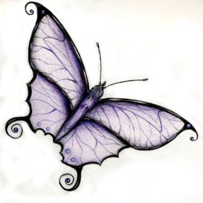 f76817dc6 Gothic butterfly tattoo pictures - photo#13