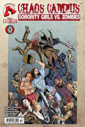 Chaos Campus 12 Cover