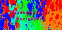 Uhhh paintsplatter by Psychodesignz