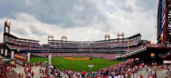 Citizens Bank Ballpark by pbredow