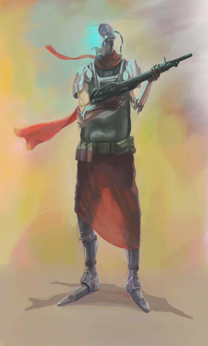 Soldier V10 by CHRiRNOSTA