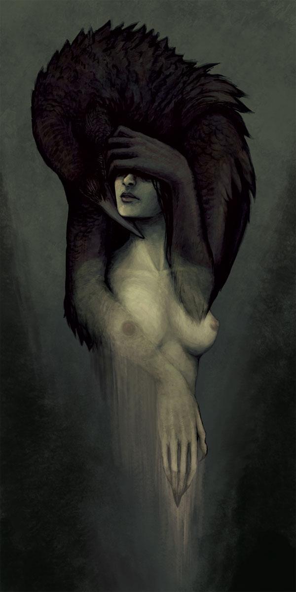 Shadow Self by lackofa