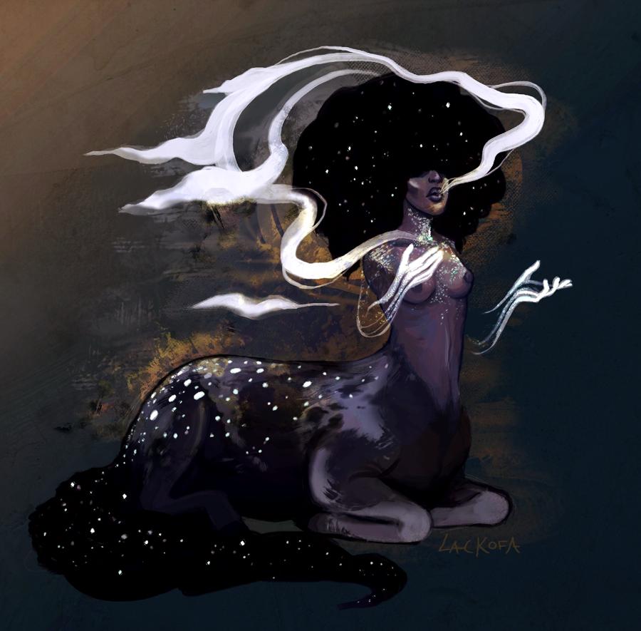 Spacetaur by lackofa