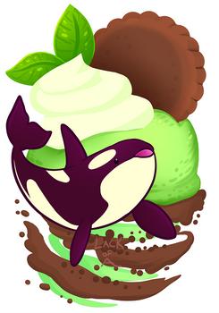 Sweet series: Green Killer Cream