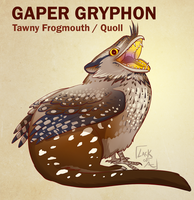The Gaper Gryphon