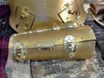 Brass Gauntlet - Closed