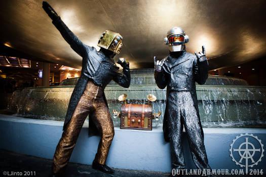 Steampunk Daft Punk II