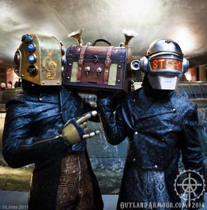 Steampunk Daft Punk III