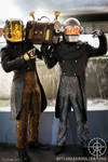 Steampunk Daft Punk IV