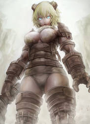 girl shadow colossus