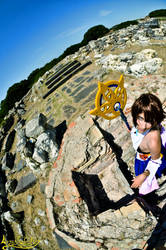 I will come back with you  :--- Yuna CosPlay ---: